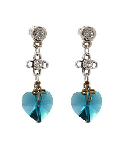 Deep Blue - Earrings - Orecchini