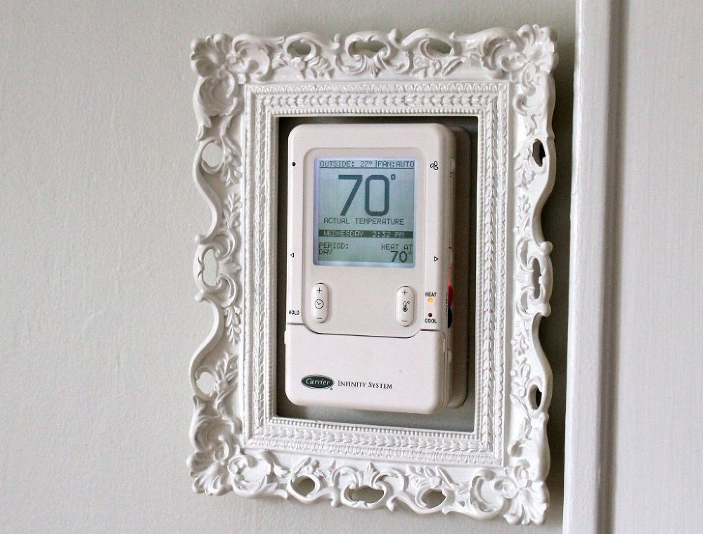 Dress Up Your Ugly Thermostat