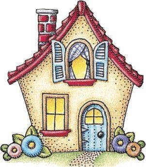casita sanat pinterest desenho colorido casas simples e