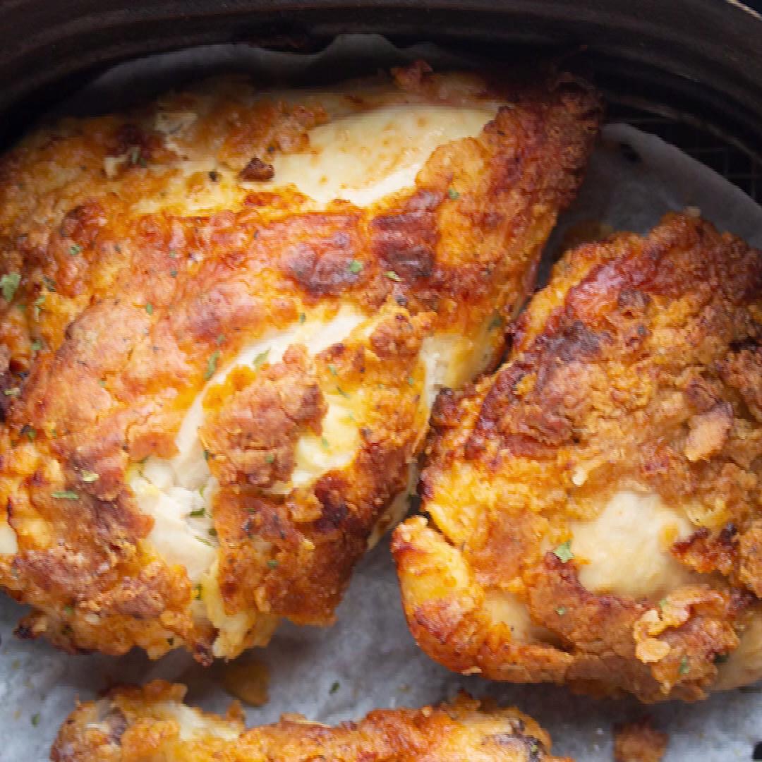 Air Fryer Fried Chicken Recipe Ninja Foodie Air