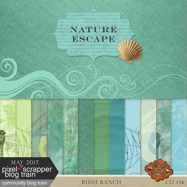 Scrapbook Blog Hop June 2017 Papers Download For Free From My