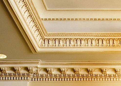 crown molding | Candace Wheeler Project | Pinterest | Moulding ...