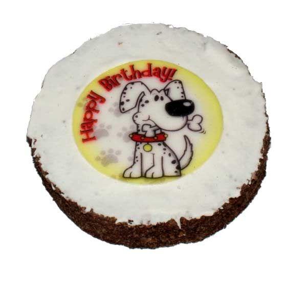 Hatchwells Dog Birthday Cake 120g On Sale