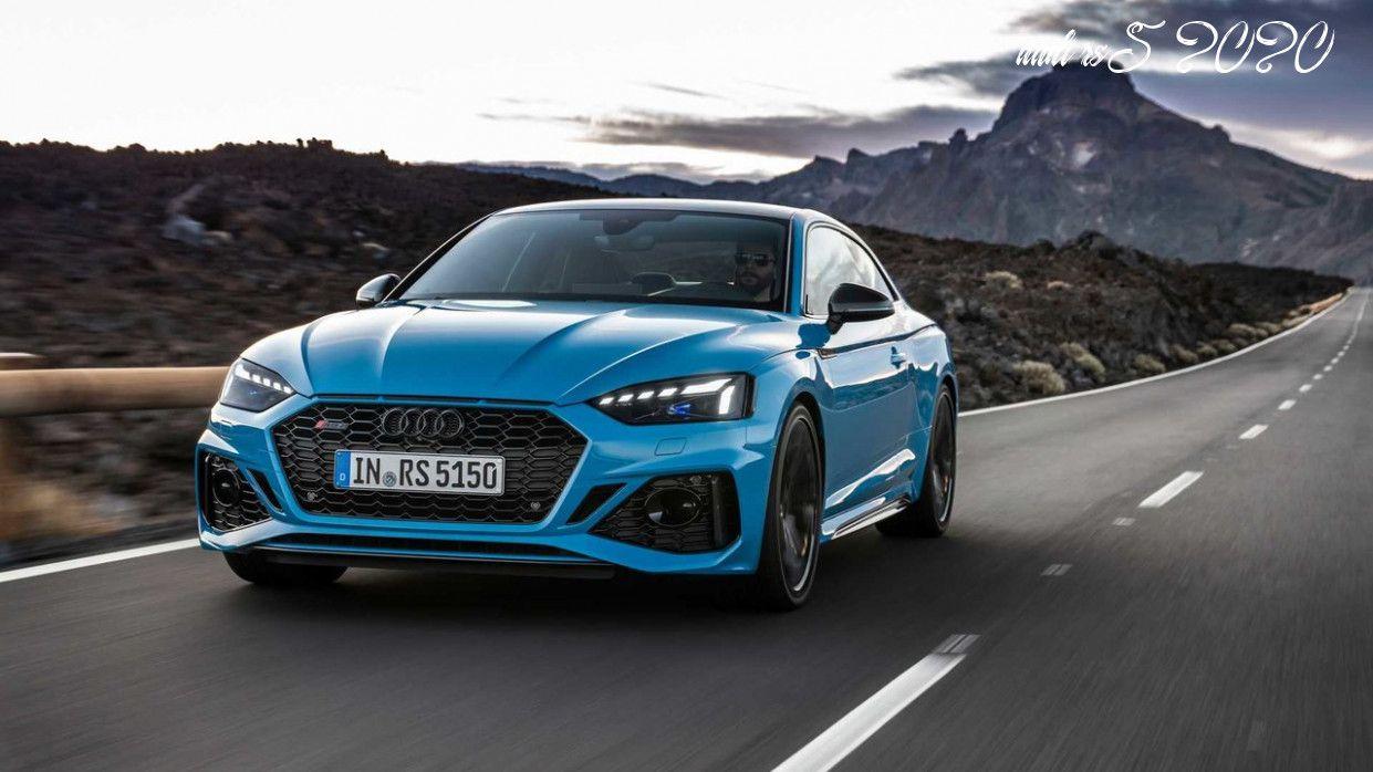 Audi Rs5 2020 Exterior And Interior In 2020 Audi Rs5 Audi Rs Audi