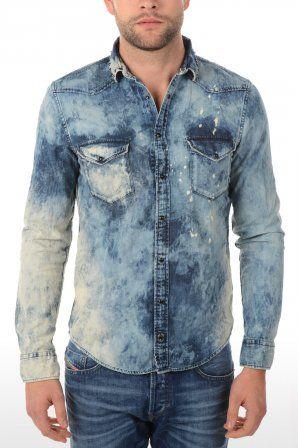 b414e93ac40 We are Replay shirt VU4803 V442D54 VU4803 V442D54 V442D54 »  JeansandFashion.com Denim Shirt Men