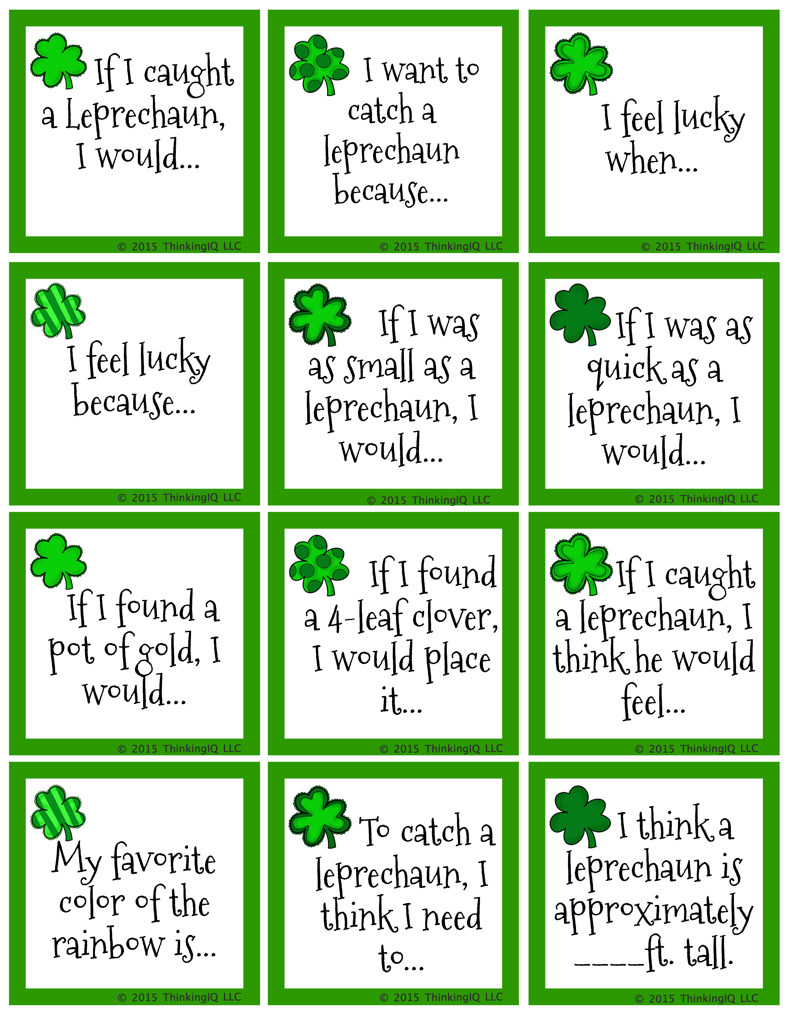 Lucky Slam St Patrick S Day Dice Game