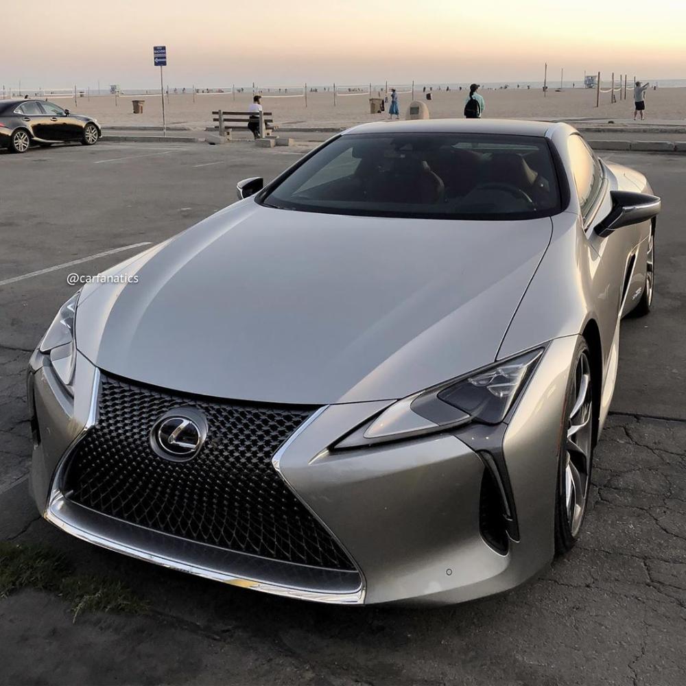 2019 Lexus Lc 500h Carfanatics Blog Lexus Lc Lexus Car