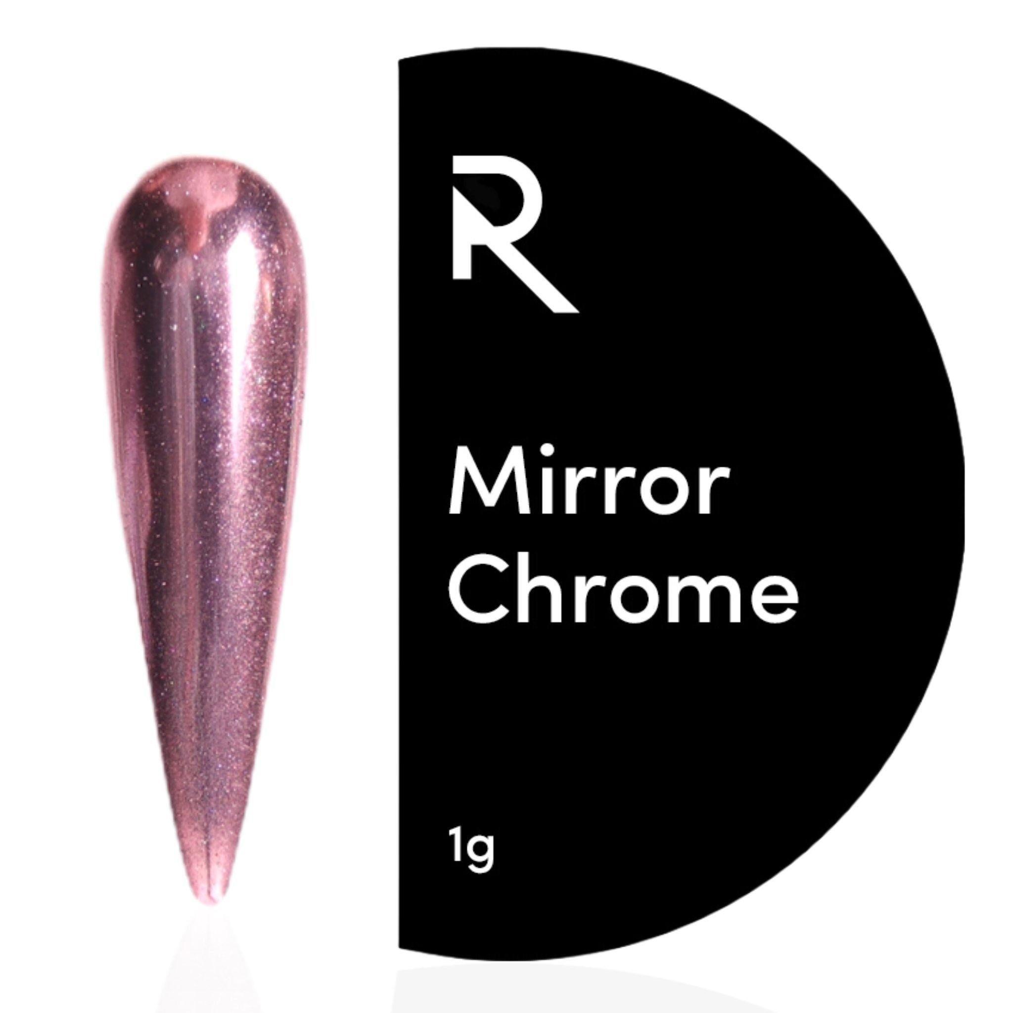 Spiegelchrompulver 9