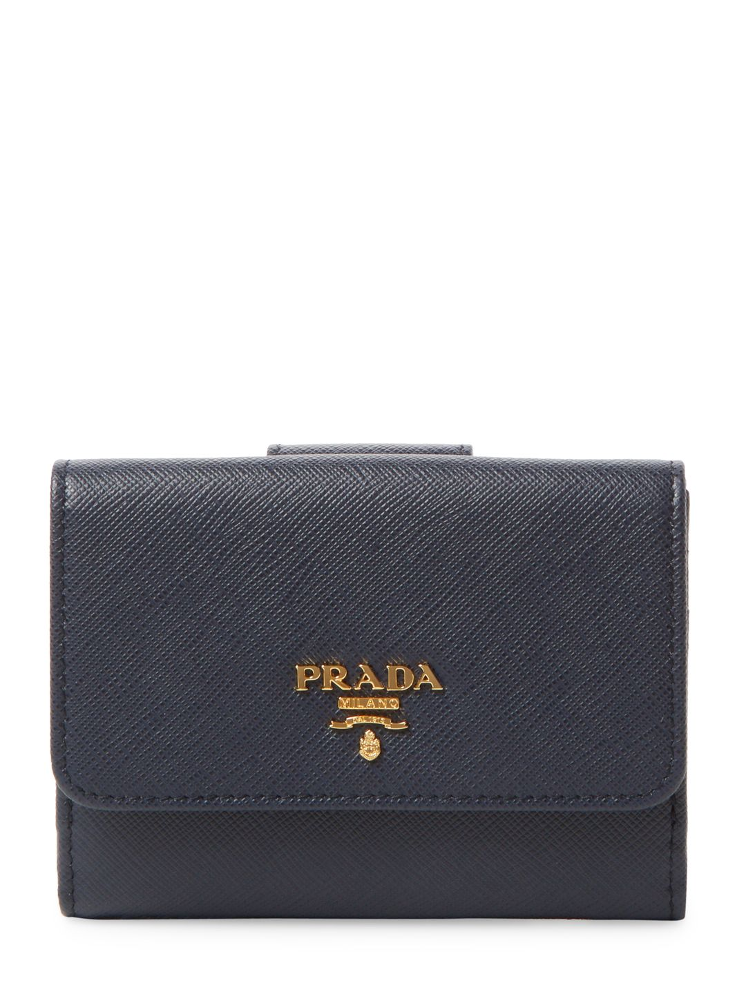 3b2737d93f11 ... shopping prada womens saffiano leather short wallet navy. prada prada  pinterest leather shorts navy and ...