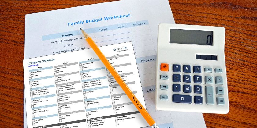 10 Spreadsheet Templates To Organize Your Home Family budget
