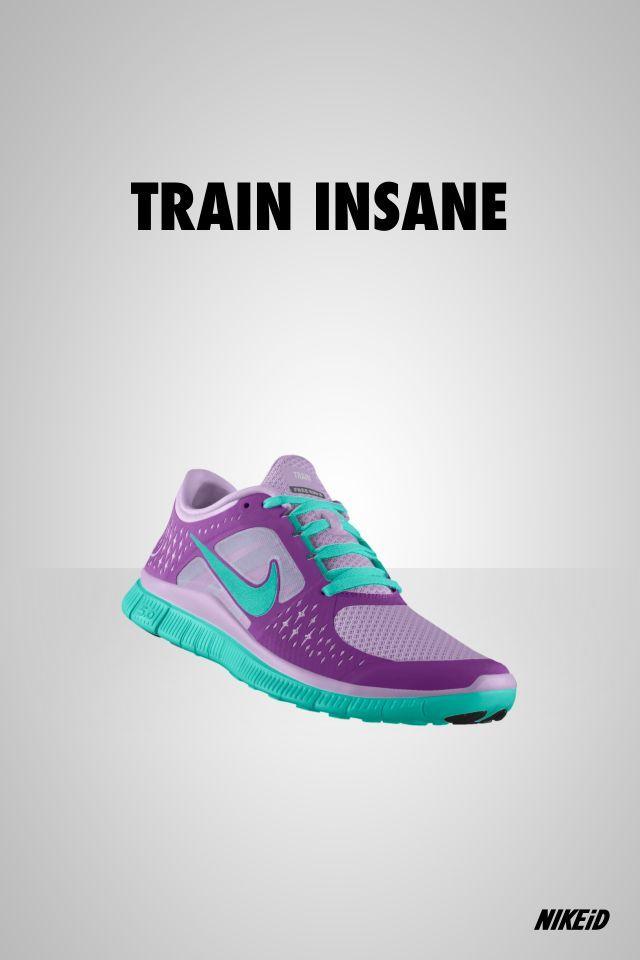 2231e1c1918e Train Insane Nike Free Runs. Love my nike free running shoes!