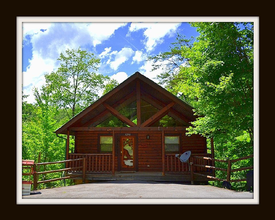 Come & Enjoy The Hiking Bear Cabin Private and Pet