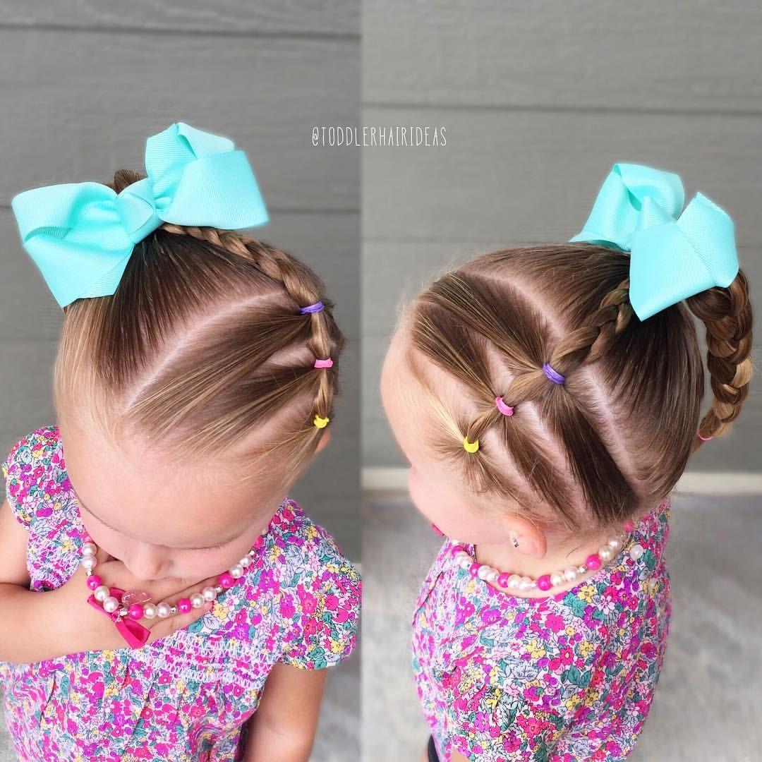 Pin by toddler hair ideas on toddler hair ideas girl - Peinados de ninas ...