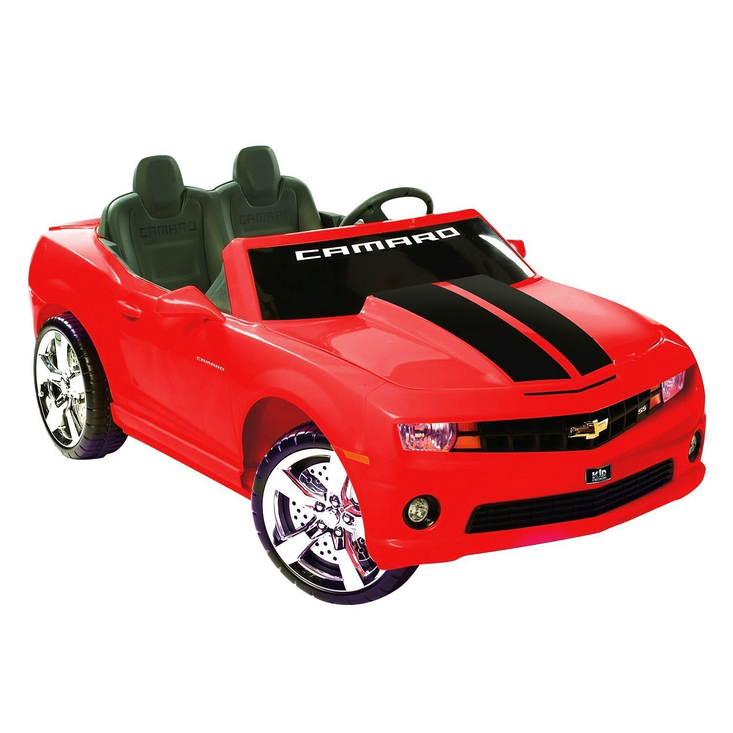 Kids Electric Cars 2 Seater Pink camaro, Battery powered