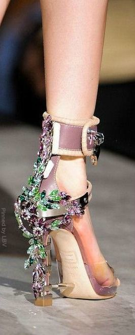 Dsquared Fall 2014 Stay #wellheeled with Solemates! https://www.thesolemates.com/our-products/