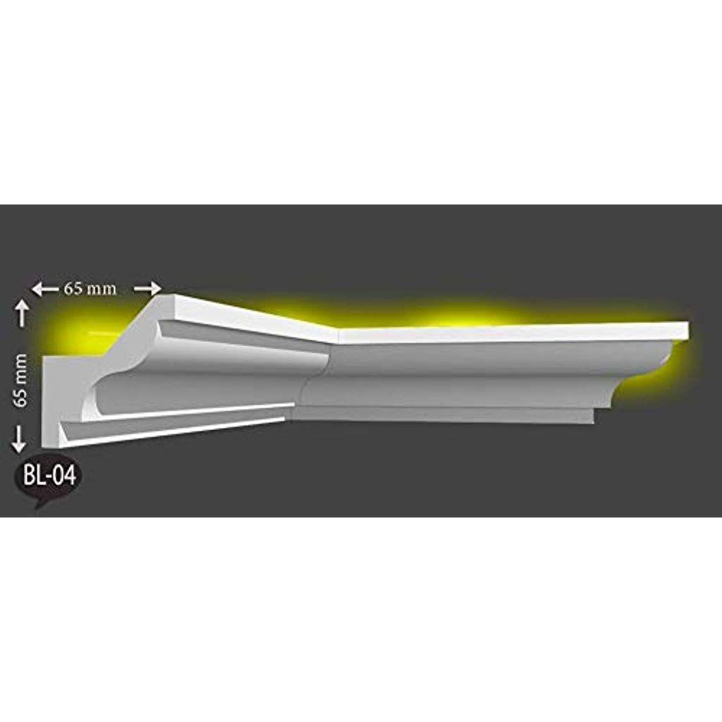 32 Meter Indirekte Beleuchtung LED Lichtprofil LED Decken Profil BL 04