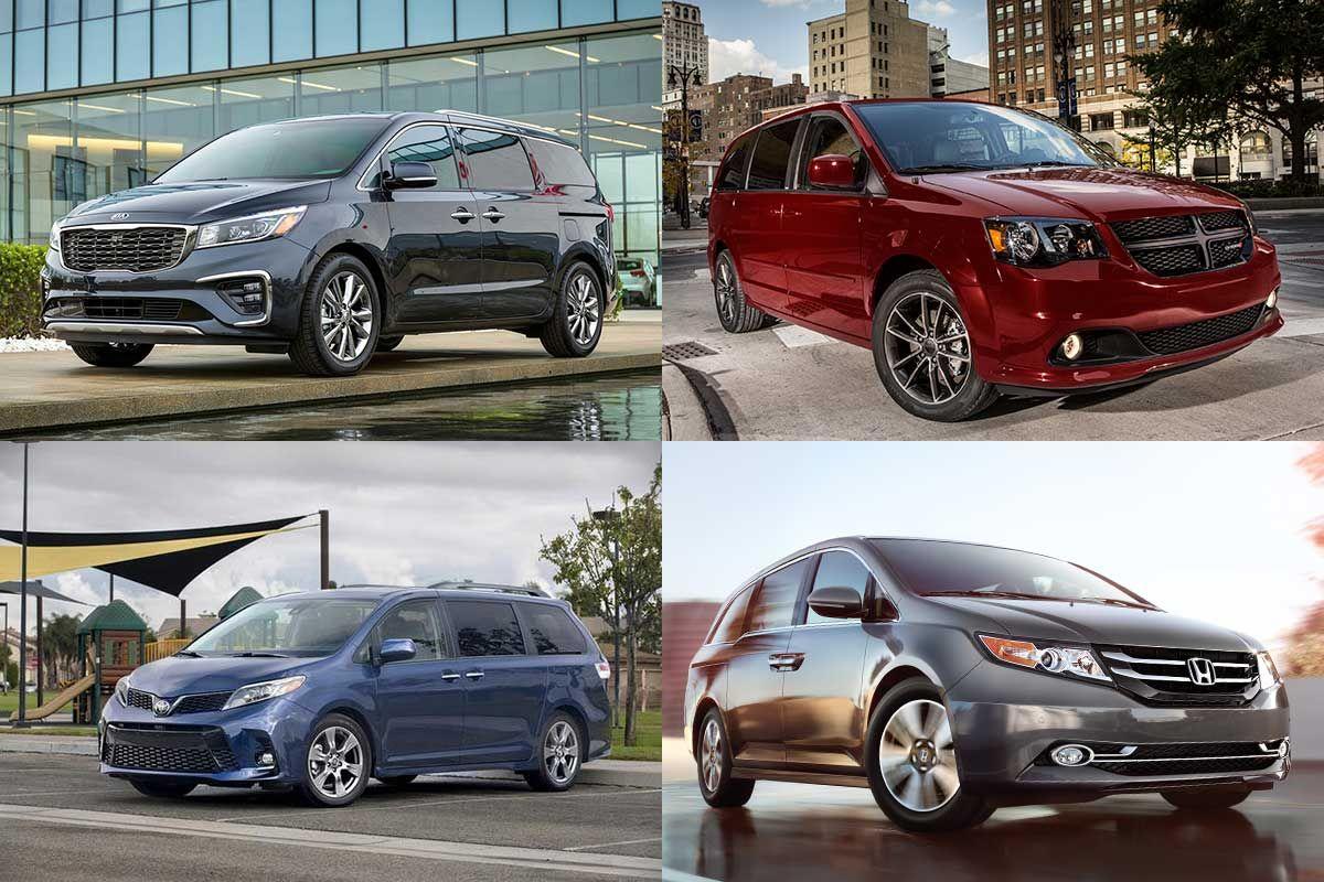 5 Great CPO Minivans Under 25,000 for 2019 Mini van