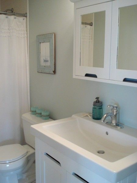 Sherwin Williams Sea Salt. - For master bathroom | Home Sweet Home ...