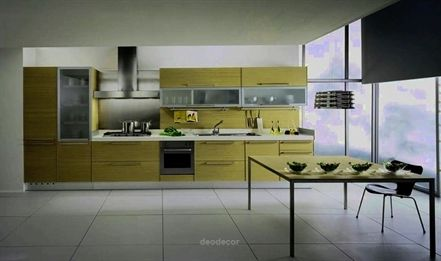 Nice Ultra Modern Kitchen Design Impressive And Practical Look For
