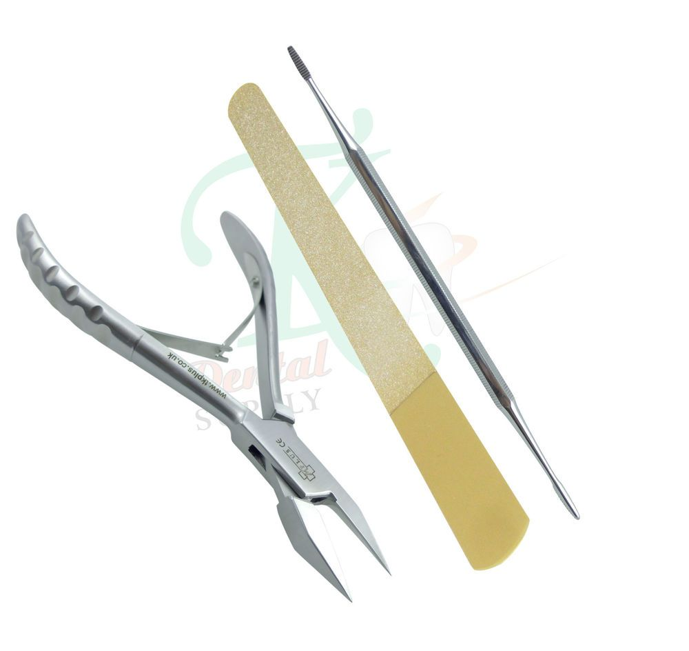 Podiatrists Toe Nail Clippers For Thick Nails Chiropody Podiatry ...