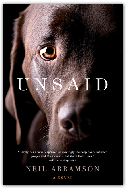Unsaid. Reading it now! Picked it up at Target 20% off. I can't put it down ...