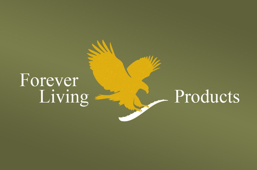 Forever Living Business Card for Client (back) created by me at ...