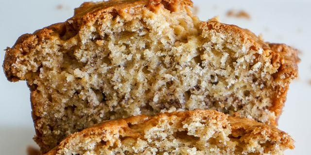 Dulce de Leche Banana Bread