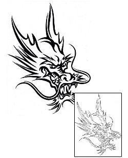 Photo of Mythologie Tätowierung   T9F-00359 –  Tribal Dragon Tattoos T9F-00359 Erstellt …