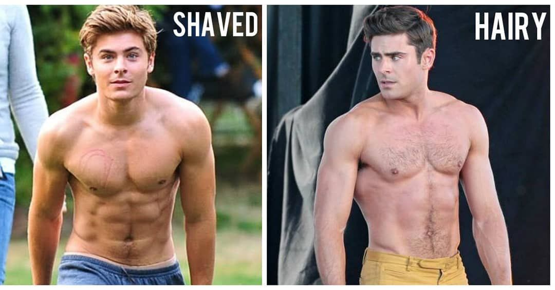 Shaved or hariey
