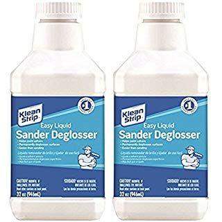 2-Pack Klean-Strip Quart Easy Liquid Sander Deglosser ...