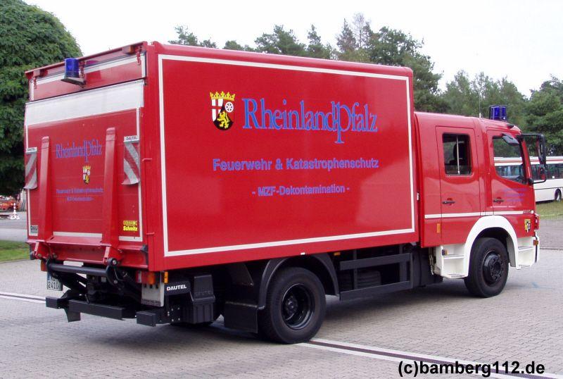 MZF3 (GW-Dekon) FF Ramstein