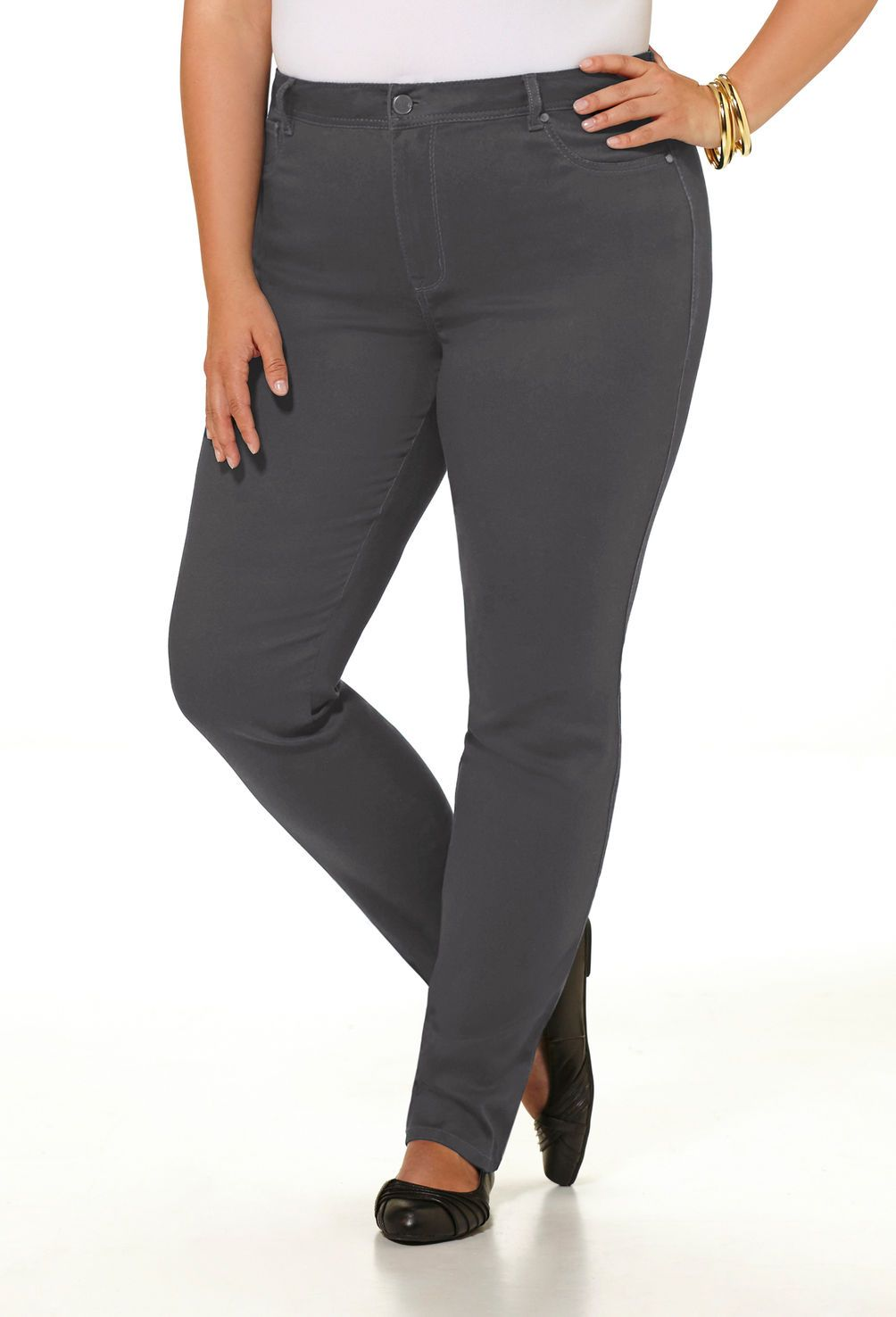 bfc81f8815076 Shop new fall plus size skinny jeans in great colors like the plus size  Butter Denim Legging Jean (Dark Grey) available online at avenue.com. Avenue  Store