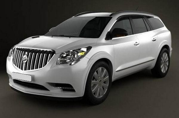 2016 Buick Enclave Buick Enclave Buick Best Suv