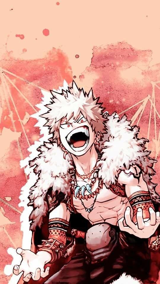 Bakugou Hero, Anime, Hero wallpaper