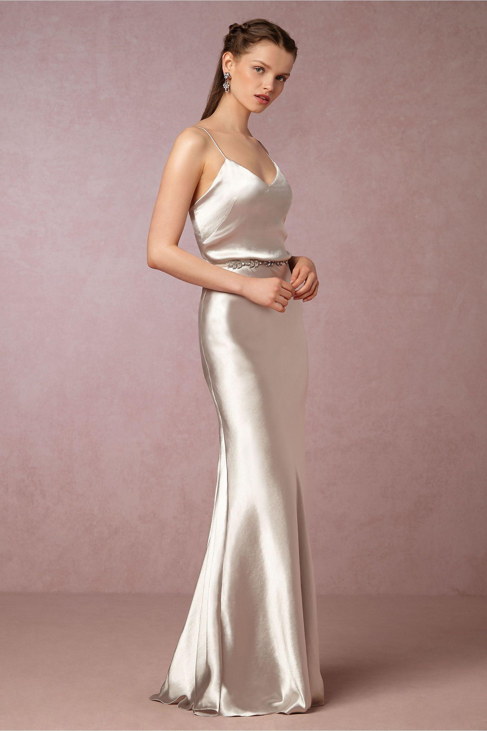 BHLDN Sylvana Dress in Bridesmaids Maid of Honor Dresses at BHLDN ...