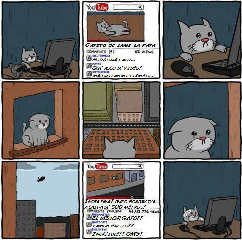 VagandoEnLaNet.com | Blog de humor, humor gráfico, videos divertidos, tiras cómicas, memes, desmotivaciones, juegos online gifs y más - Part 30