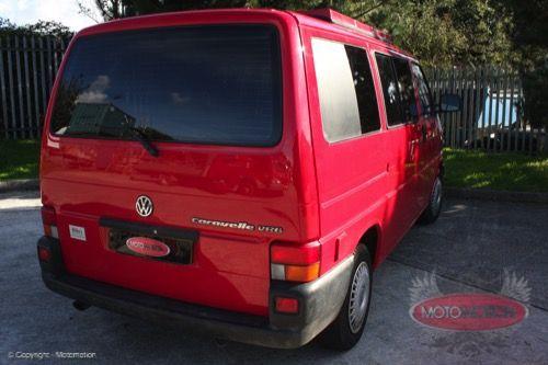 VW T4 Transporter Caravelle - 20% - http://www.motomotion.net/vw-t4-transporter-caravelle-20/ #GtechniqUK #Detailing #Valeting #Tinting #Motomotioncornwall