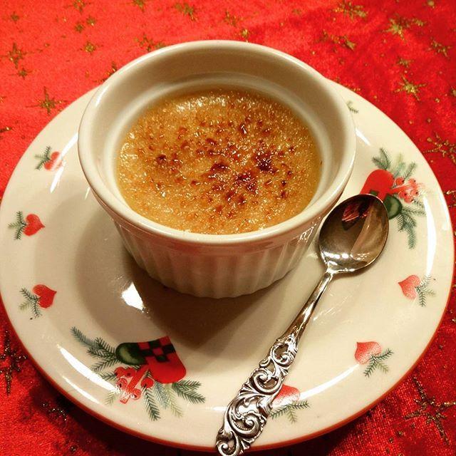 Edel's Mat & Vin : Crème Brûlée med julekrydder ♥