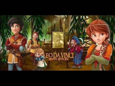 Download Leo Da Vinci: Mission Mona Lisa Full-Movie Free