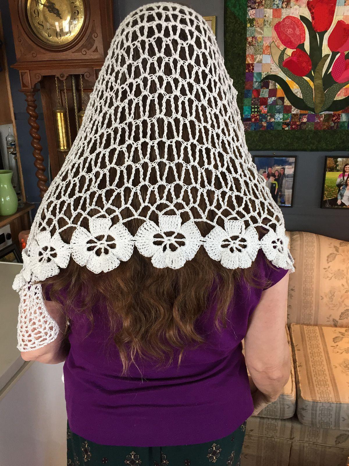 Bridal Shawl pattern by Karin Iden | Shawl crochet pattern ...