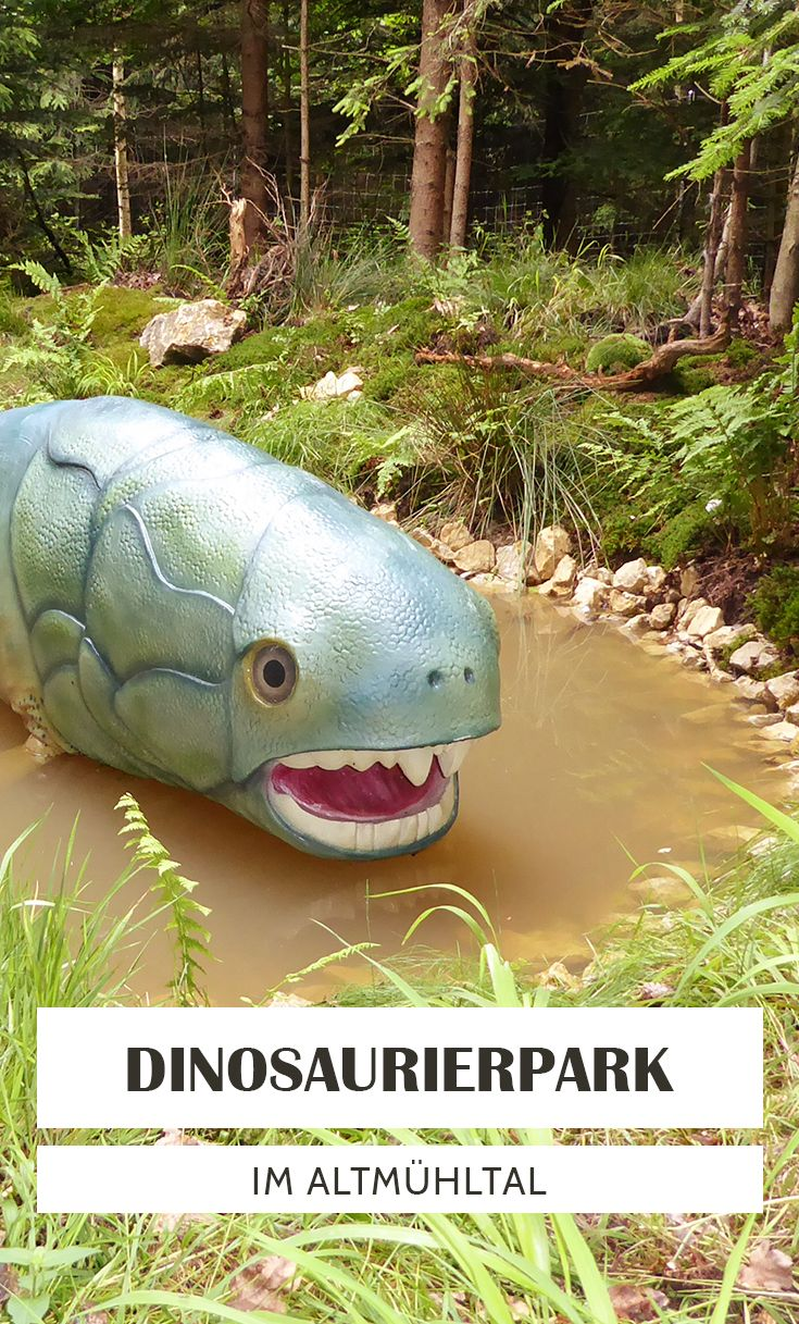 Dinopark Denkendorf - Vorbericht • Freizeit in Bayern