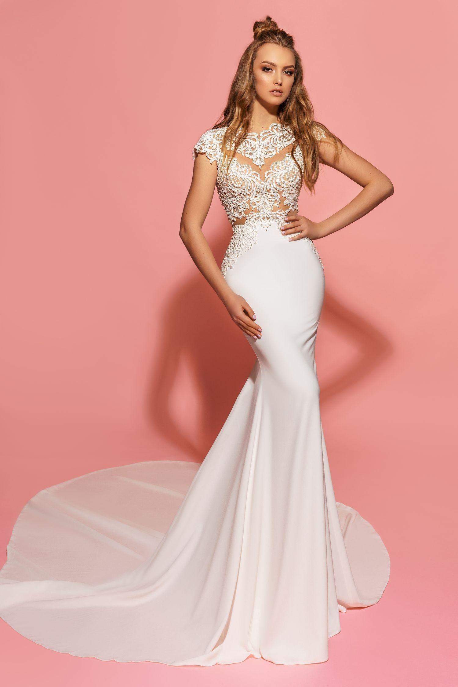 Sintia | Dresses | Pinterest | Wedding dress, Weddings and Wedding
