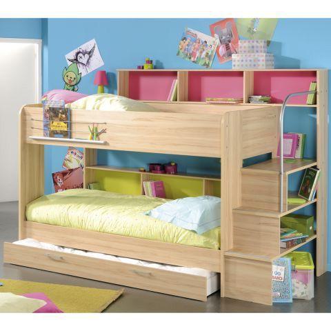Parisot Uk Kurt 2 Bebop Bunk Bed Kids Bunk Beds Bunk Beds Kid Beds