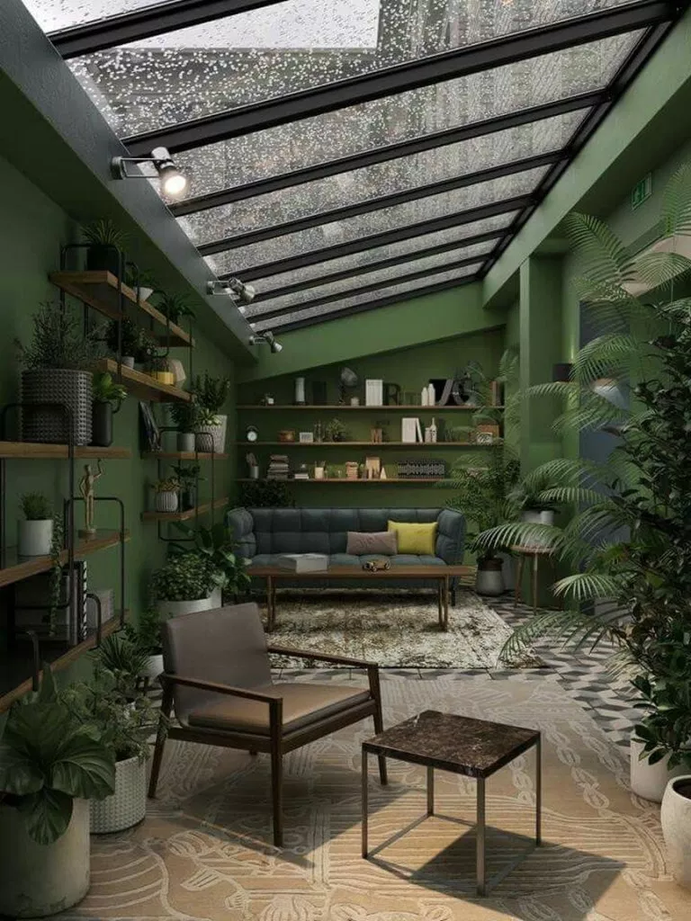 47 amazing tropical house design for you 7 > Fieltro Net is part of Apartment patio - 47 amazing tropical house design for you 7 Related