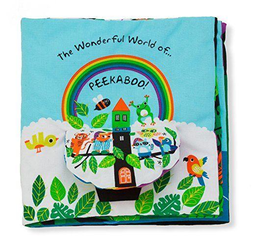 Melissa /& Doug The Wonderful World of Peekaboo