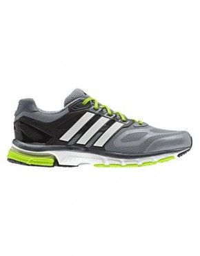 6cb64e6c75e03 Adidas Supernova Sequence 6 - Tech Grey Running White Solar Slime ...