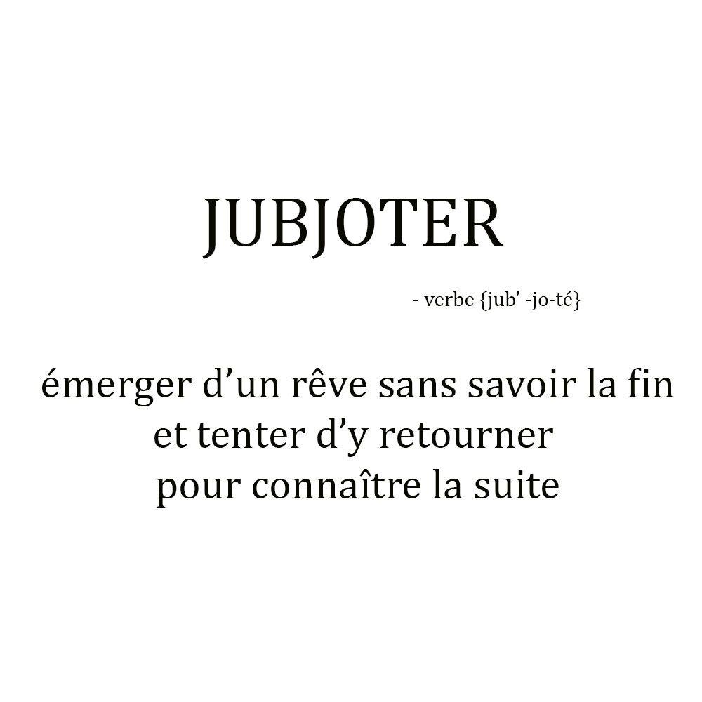 Definition De Jubjoter Reve Citation Quotes Reve Citation