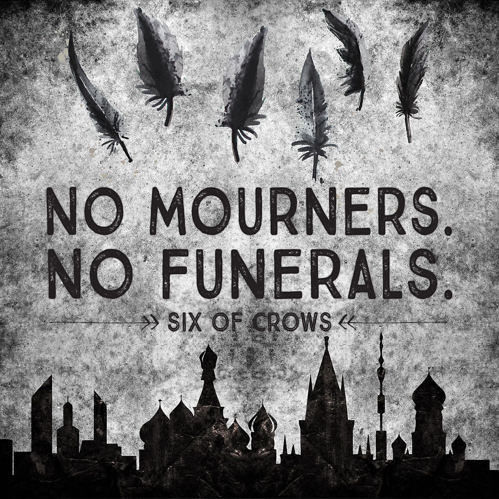 Image result for no mourners no funerals