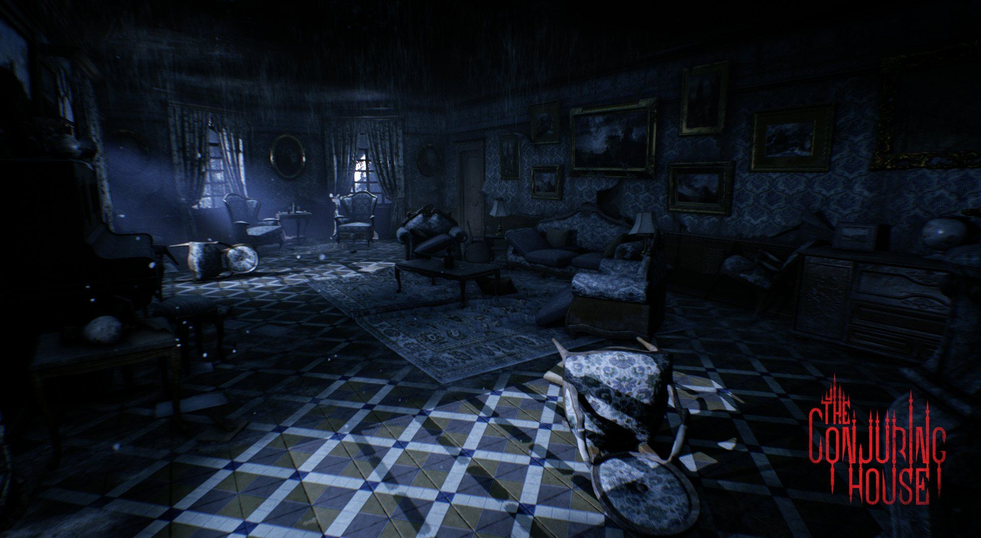 The Conjuring House   Survival Horror (PC, PS4) #TheConjuringHouse #Terrror  #SurvivalHorror