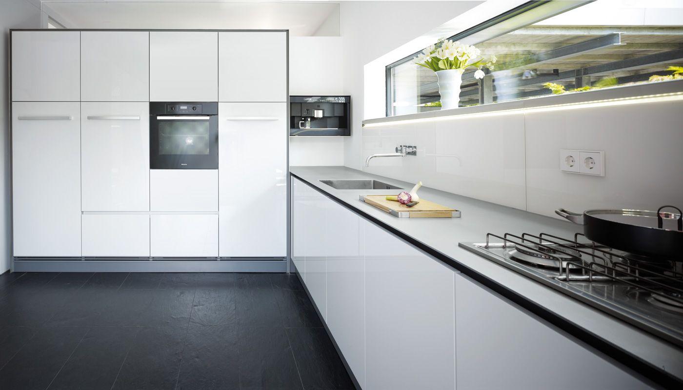 Vila Bielefeld realizácie kuchyne Eggersmann (With